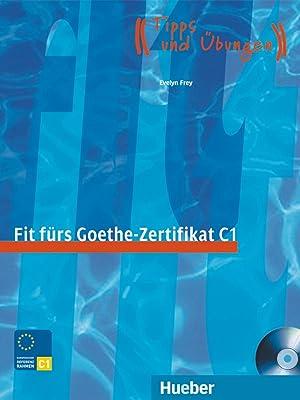Fif f.goethe-zertifikat c1: Vv.Aa