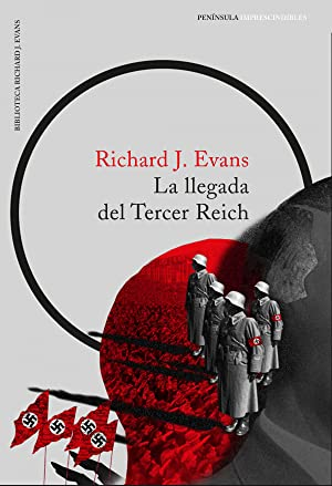 La llegada del tercer reich: Evans, Richard