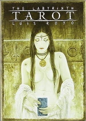 Baraja The Labyrinth Tarot: Royo, Luis