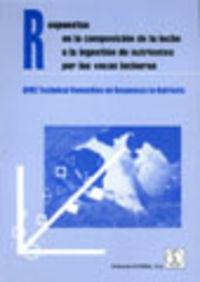 Respuestas en la composiciÓn de la leche: Afrc