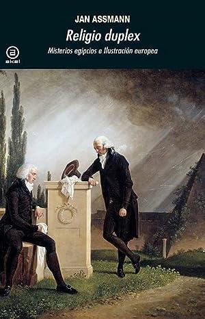 Religio duplex nº369 Misterios egipcios e ilustración: Assmann, Jan