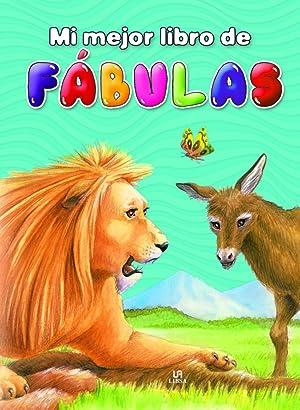 Mi mejor libro de fÁbulas: Vv.Aa.