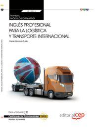 Manual Ingles profesional para logistica y transporte: Vv.Aa.