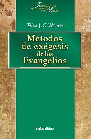 Metodos exegesis evangelios: J. C. Weren,