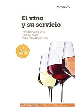 El vino y su servicio: García Ortiz, Francisco
