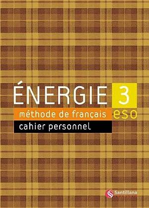 05).energie 3º.eso (exercices+cd) pack frances: Martin Nolla, Carmen/Butzbach