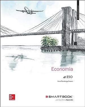 cat/val).(17).economia 4t.eso (smartbook inclus): Penalonga Sweers, Anxo