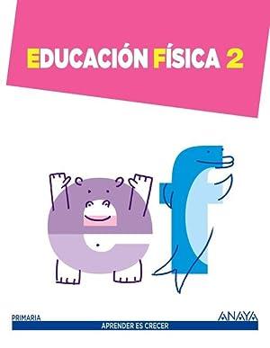 and).(15).educacion fisica 2ºprimaria: Villada Hurtado, Purificación/Vizuete