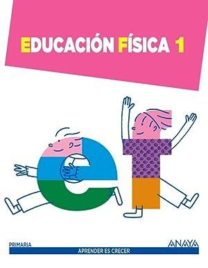 and).(15).educacion fisica 1ºprimaria: Villada Hurtado, Purificación/Vizuete