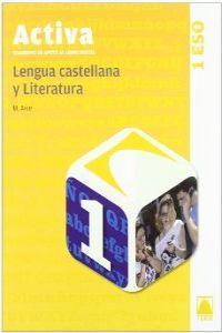 11).cuad.apoyo activa lengua cast.1r.eso (llibre digital): Arce Lasso, Mercè