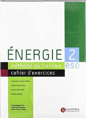04).energie 2º.eso (exercices+cd) pack: Martin Nolla, Carmen/Butzbach