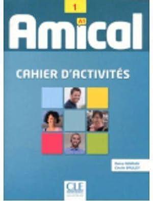 Amical a1.(cahier d'exercices) +cd: Vv.Aa