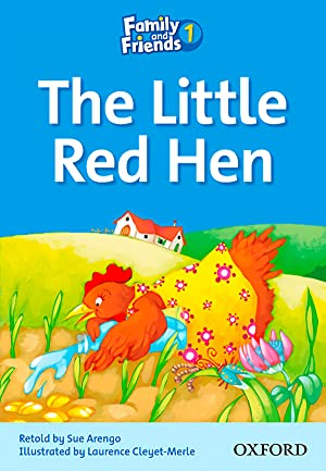 Family and friends 1:the little red hen: Vv.Aa.
