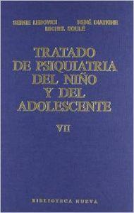 Tratado de psiquiatria del niÑo y del: Lebovici, S,, Diatkine,