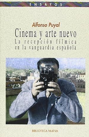 Cinema y arte nuevo: Puyal, Alfonso