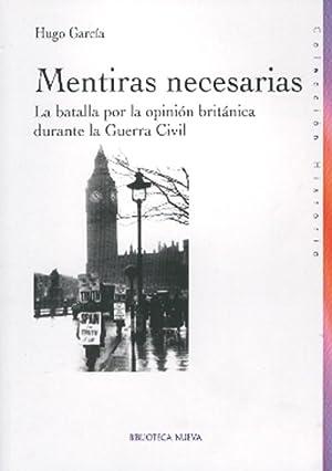 Mentiras necesarias: Garcia Fernandez,Hugo