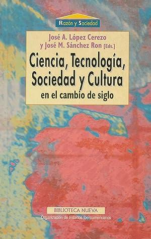 Ciencia tecnologia, sociedad y cultura en cambio: Vv.Aa.
