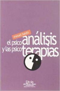 Psicoanalisis y las psicoterapias,el: Baldiz Foz,Manuel