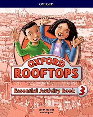 Rooftops 3 primary essential pratice workbook 2017