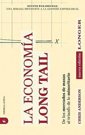 La economía Long Tail: Anderson, Chris