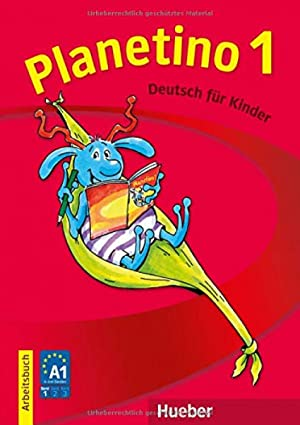 Ant/planetino 1.arbeitsbuch.(ejercicios): Aa.Vv.
