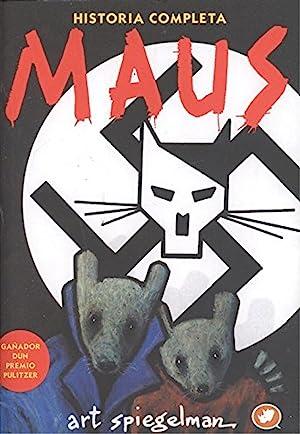 MAUS Historia completa: Spiegelman, Art