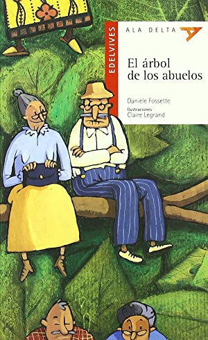 El arbol de los abuelos: Daniele Fossette