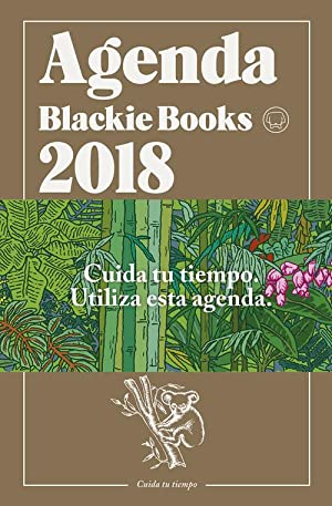 Agenda blackie books 2018