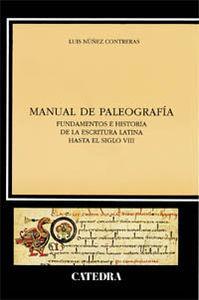 Manual de paleografía: Núñez, Luis
