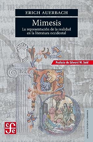 MIMESIS La representación de la realidad en: Auerbach, Erich