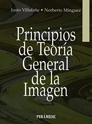 Principios de teoría general de la imagen: Villafañe Gallego, Justo/Mínguez