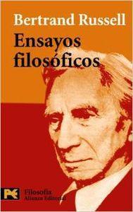 Ensayos filosóficos: Russell, Bertrand