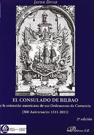 El Consulado de Bilbao y la extensión: Divar Garteizaurrecoa, Javier