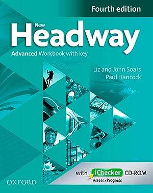 15).new headway advanced.(workbook+itutor dvd+key) 4ªed: Vv.Aa.