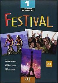 Festival 1 (livre eleve): Poisson Quinton, Sylvie/Maheo
