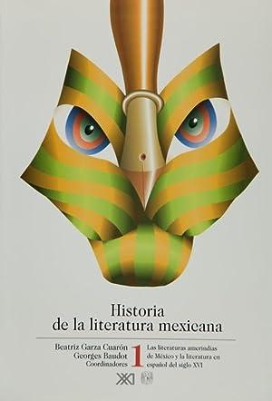 Historia literatura mexicana 1:desde origenes: Cuaron, Beatriz