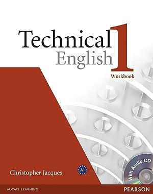 Tecnical english 1.(wb-key+cd): Vv.Aa