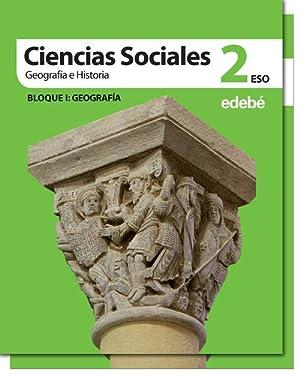 Ant/(12).c.sociales 2º.eso (geografia e historia): Edebé, Obra Colectiva