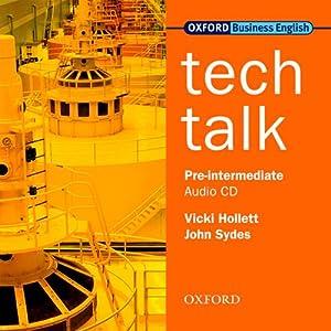 audio cd).tech talk.class cd.(pre-intermediate): Hollett, Vicki