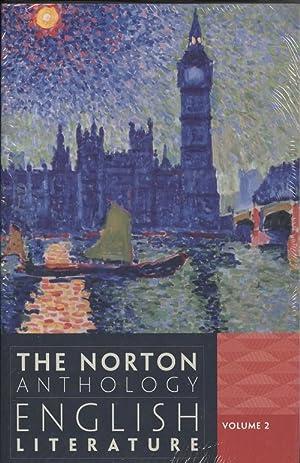 The Norton anthology of english literature vol.II: Greenblatt