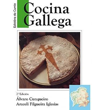 Cocina gallega: Cunqueiro, Alvaro Filgueira