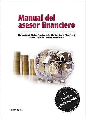 Manual del asesor financiero. 2ªedicion actualizada: Vv.Aa.