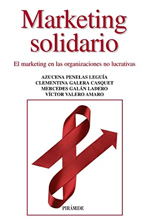 Marketing solidario: Penelas, Azucena/Galera Casquet,