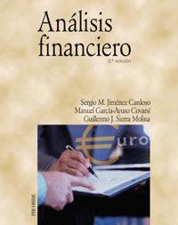 Análisis financiero: Jiménez Cardoso, Sergio