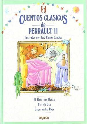 Cuentos clásicos. Vol. V Cuentos de Perrault: Sánchez Sanz, José