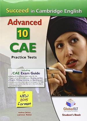 Succeed cambridge english advanced 10 cae.(self study): Vv.Aa.