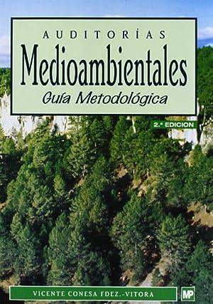Auditorias medioambientales: Conesa Fernandez-vitora, Vicente