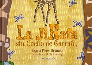 La jirafa sin cuello de garrafa: Flores Bejarano, Begoña