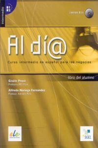 Al dia.(intermedio) libro alumno+cd.: Vv.Aa