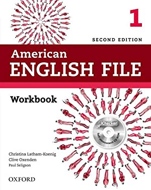 13).american english file 1 wb w/o pk: Vv.Aa.